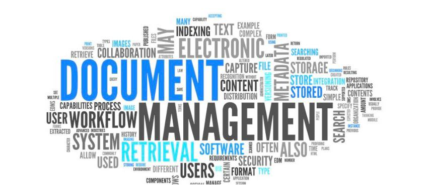 Document management and workflow