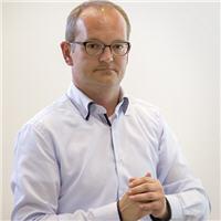 Stijn Lombaert is directeur griffie en verantwoordelijk voor management en organisatie